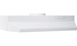 Broan White Range Hoods broan 420000 series